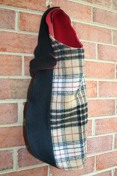 The Bohemian Bow Wow 'The London' dog warmer dog coat medium on Etsy, $32.00