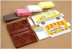 DIY Clay Kit - Set 8 ยี่ห้อ Fuwa Fuwa by Kutsuwa