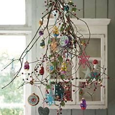 Weg met de dennenboom! Wat vind je van deze alternatieve kerstbomen