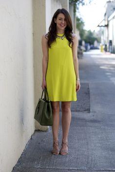 Shift Dress | Dallas Wardrobe