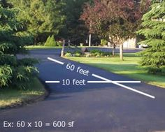 Asphalt Driveway Cost Guide for Repairs and Replacement Guide to Asphalt Driveway Costs for New and Replacement Driveways, as well as Asphalt Driveway Repair Costs. The Cost Calculator Factors in Asphalt Driveway Repair, Asphalt Repair, Be An Example Quotes, Driveway Landscaping, Diy Home Repair, Curb Appeal, Cool Photos, Country Roads, Driveways