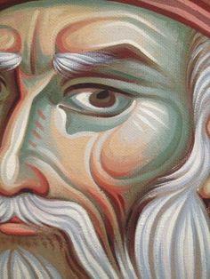 Iconographer Dimitris Maniatis – icoana Byzantine Art, Byzantine Icons, Religious Icons, Religious Art, Writing Icon, Paint Icon, Catholic Art, Orthodox Icons, Sacred Art