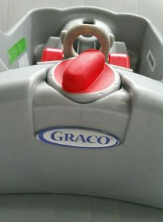 Graco Snugride Classic Connect  Infant Car Seat Base Only Grey Rear Facing  #Graco