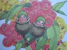 inspirations for an Australian themed belly painting - Snuggle Pot and Cuddle Pie Fairy Land, Fairy Tales, Belly Painting, Australia Day, Baby Tattoos, Vintage Children's Books, Vintage Art, Australian Artists, Australian Animals