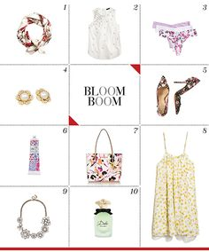 Mizhattan - Sensible living with style: *FRIDAY FRUGAL FINDS* Bloom Boom