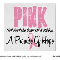 Breast Cancer Pink Ribbon Symbol of Hope Poster ($13) ❤ liked on Polyvore featuring home, home decor, wall art, paper wall art, framed posters, framing posters and framed wall art