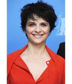 OMG I Love Your Short Hair: Juliette Binoche