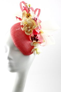 By Magda Zgorska   #millinery #hats #HatAcademy