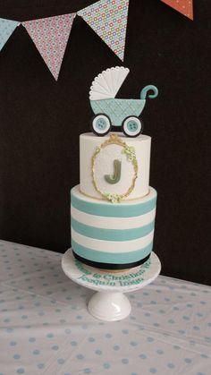 Little Joaquin  - Cake by thecakeaddiks