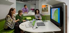 Media:scape. IDEO and Steelcase