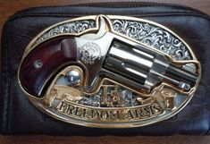NAA Mini Revolvers: Guns.com | belt buckle | collectibles