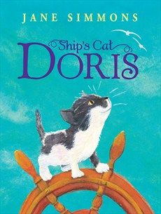 """Read """"Ship's Cat Doris"""" by Jane Simmons available from Rakuten Kobo. When the owners of 'Prosperity' choose a little kitten to be their new ship's cat, they think he's a girl and name him D. Little Kittens, Cats And Kittens, Book Reviews For Kids, Cat Sitting, Chapter Books, Dory, So Little Time, Book Lovers, Childrens Books"""