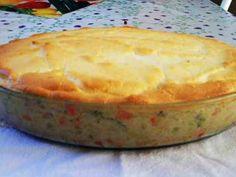 Receita Prato Principal : Maionese de forno com frango de Culinarista Mauro Rebelo - Adorei !!!!