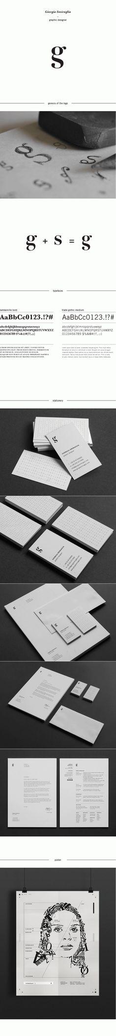 Giorgia Smiraglia - Graphic Designer by Giorgia Smiraglia, via Behance