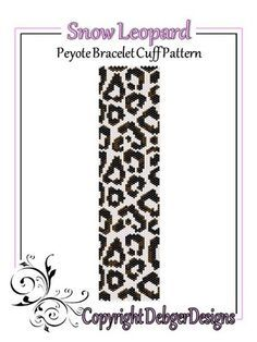 peyote pattern | ... Peyote Bracelet Cuff Pattern | DebgerDesigns - Patterns on ArtFire