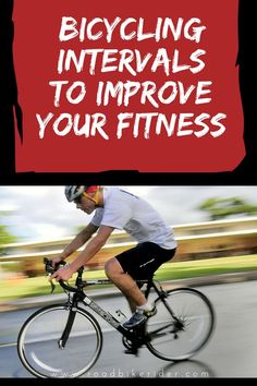 Want to get faster on a bicycle? Try any or all of these bicycling intervals and get fast. Cycling Quotes, Cycling Tips, Road Cycling, Cycling Motivation, Bicycle Workout, Cycling Workout, Mountain Bike Accessories, Bicycle Maintenance, Cycling Equipment