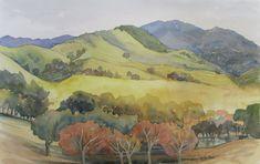 Nancy Partovi: Fine Art in Watercolor
