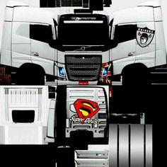 Heavy Truck, Custom Trucks, Ronaldo, Google Drive, Xbox, Kid, Accessories For Trucks, Model Building, Cardboard Car