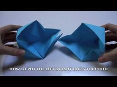 cool box tutorial - looks fairly easy, requires 26 squares (although I think as long as its even you could do less) Paper Bracelet, Paper Earrings, Paper Jewelry, Paper Beads, Origami Toys, Paper Art, Paper Crafts, Oragami, Origami Tutorial