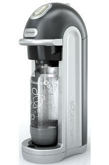 Máquina de refresco Sodastream Fizz gris $129