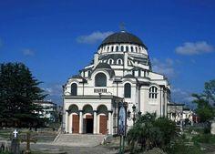 10 + 2 Maiores Catedrais Ortodoxas (em capacidade)
