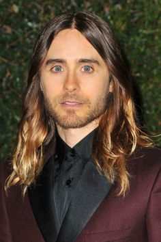 Jared Leto, tell us all of your hair secrets please