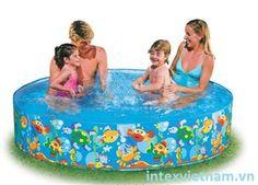 Bể bơi phao lắp dựng INTEX 56452