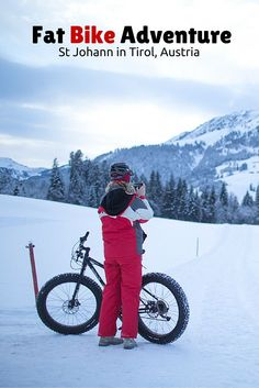 Fatbikes made it to Europe for the forst time! You should trythis season's new winter sport! Read about my fatbike trip in Tirol, Austria. I had so much fun!