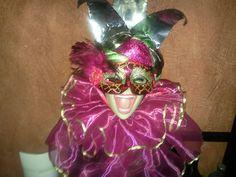 Decoración Carnaval de Venecia