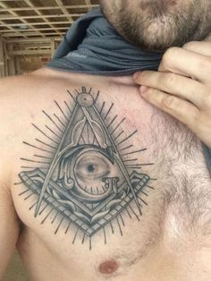 56+ Mind Blowing Masonic Tattoos