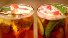 Original Pimms Cocktail. Perfect summer cocktail.   - had this at Blenheim Palace in England. Have never yet been able to duplicate it.  I'll give it one more try.  ;-)