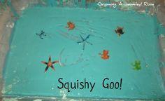 Sensory play- squishy, gooey, and oh so fun!