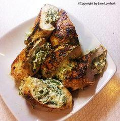 Kyllingebryst med fyld