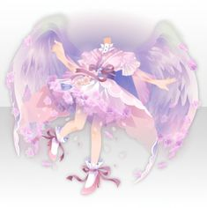 Messenger of Spring Night Cherry Blossom Dress ver.A pink Cherry Blossom Dress, Anime Girl Dress, Manga Clothes, Cocoppa Play, Model Outfits, Star Girl, Character Outfits, Anime Outfits, Magical Girl