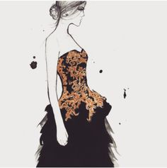 Jessillustrator - For The Love of McQueen