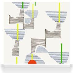 "Renée Rossouw - Robin Sprong Surface Designer. ""Saki Party"""