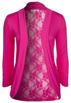 Anna Field Cardigan - pink - Zalando.co.uk