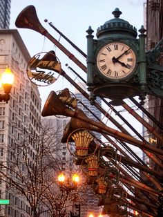 Christmas in Chicago.....miss Marshall fields