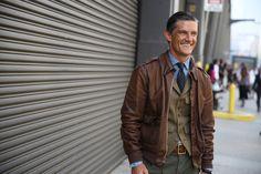 Street looks à la Fashion Week printemps-été 2014 de New York, Jour 7