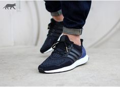 Adidas Ultra Boost Core Black #sneakers #style #fashion #outfit #trainers #kicks #casual #gift #adidas