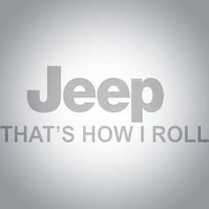 Rollin! #Jeep #JeepDreamsUSA