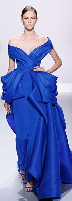 Ralph & Russo ~ Couture S/S 2014
