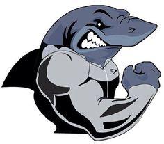Gym shark logo