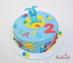 Kikaninchen Torte