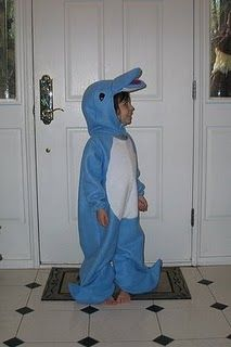 Dolphin costume...does this come in adult sizes?