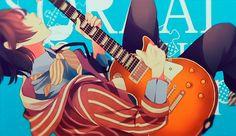It's Soraru, A Nico Nico Singer. Hnng~<3