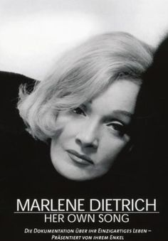 Marlene Dietrich  Her own Song KNM Home Entertainment GmbH http://www.amazon.de/dp/B001J17A20/ref=cm_sw_r_pi_dp_axNcxb1WZ0JQX