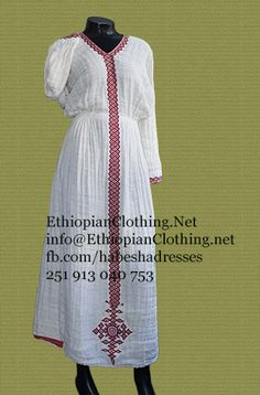 Axum Tibeb - Ethiopian clothing | Eritrean clothes | Habesha dresses