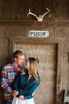Rustic Engagement Session ideas | Claire Dobson San Francisco based Wedding Photographer