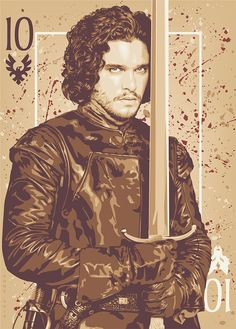 Lord Snow by ratscape on DeviantArt
